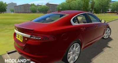 Jaguar XFR [1.3], 3 photo